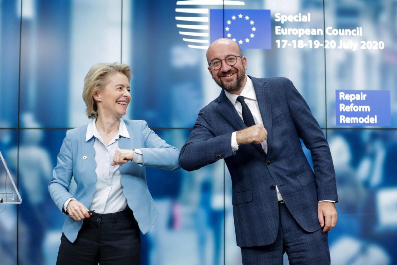 Nouveau plan de relance de 450 milliards d'euros pour l'Europe